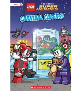 Carnival Capers! (LEGO DC...