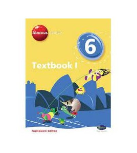 Textbook 1 (Year 6: Abacus...