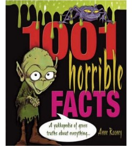 1001 Horrible Facts: A...