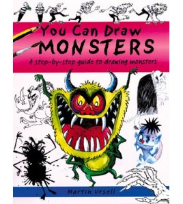 You Can Draw Monsters: A...