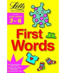 First Words Age 3-4