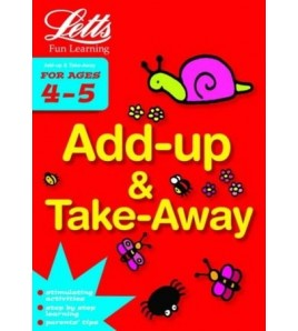Add-Up and Take-Away Age 4-5