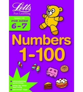 Numbers from 1-100 Age 6-7