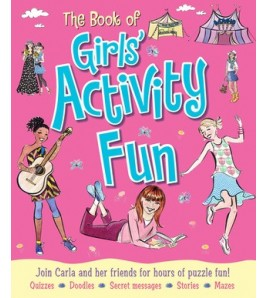 The Book of Girls' Activity...
