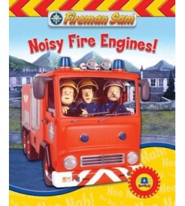 Fireman Sam Sound Book:...
