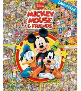 Mickey Mouse & Friends:...
