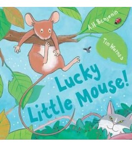 Lucky Little Mouse!