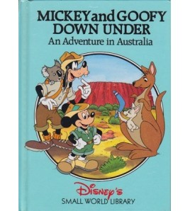 Mickey And Goofy Down...
