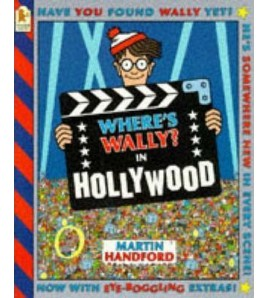 Where's Wally In Hollywood...