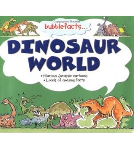 Bubble Facts Dinosaurs