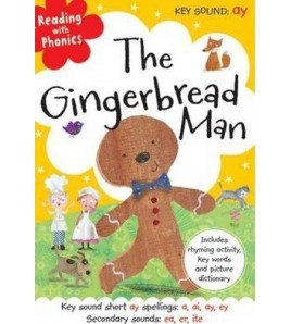 The Gingerbread Man...