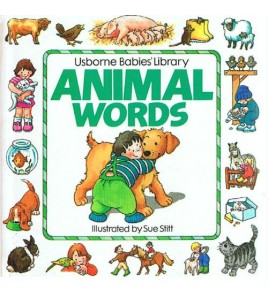 Animal Words - usborne