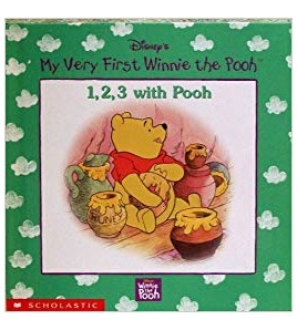 1,2,3 With Pooh (My Very...