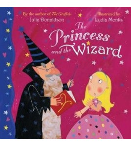 The Princess and the Wizard...