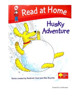 Read at Home: Husky Adventure