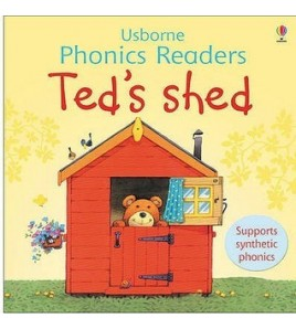 Ted's Shed (Phonics Readers)