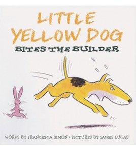 Little Yellow Dog Bites the...