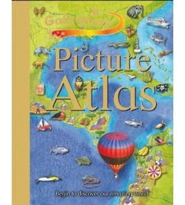 Gold Stars Children's Atlas