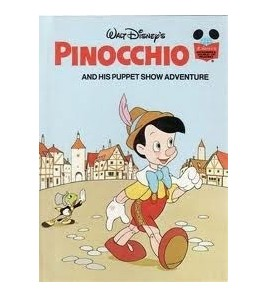 Walt Disney's Pinocchio and...