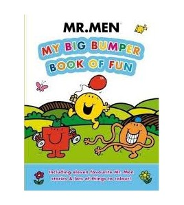 Mr. Men My Big Bumper Book...