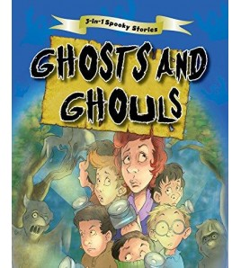 Ghosts and Ghouls (3-in-1...
