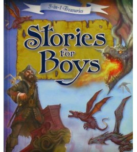 Stories for Boys (3-in-1...