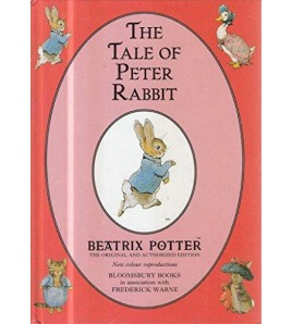 The Tale of Peter Rabbit...