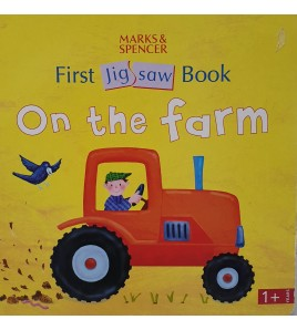 first jigsaw book - on the...
