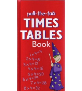 Pull the Tab Times Tables Book
