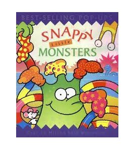 Monsters (Snappy Pop-ups)