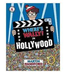 Where's Wally in Hollywood?