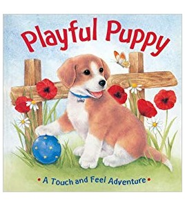Playful Puppy: A Touch and...