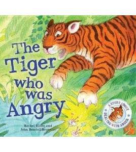 The Tiger Who Was Angry