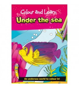 Under the sea Colour and Learn