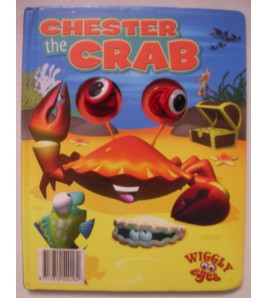 Chester the Crab with...