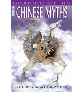 Chinese Myths (Graphic Myths)
