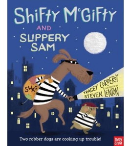 Shifty McGifty and Slippery...