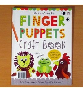 Finger Puppets Craft Book
