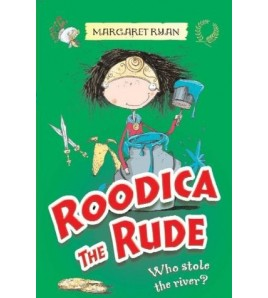 Roodica the Rude: Who stole...