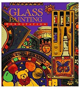 Glass Painting Workstation
