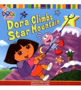 Dora Climbs Star Mountain...